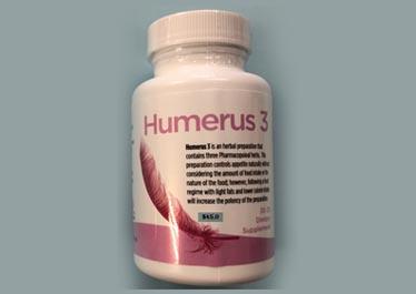 Humerus 3 by Pars Bioscience, LLC